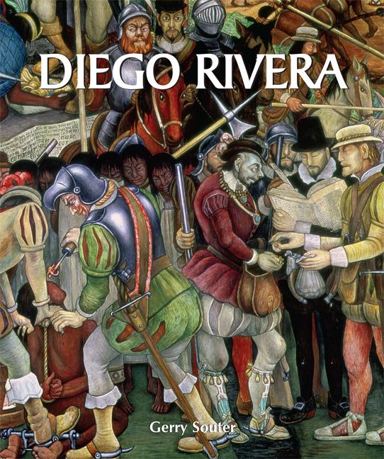 Gerry Souter Diego Rivera janet souter camille claudel