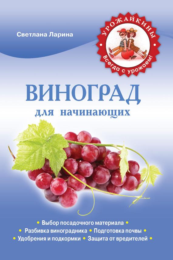 Виноград для начинающих - Светлана Ларина
