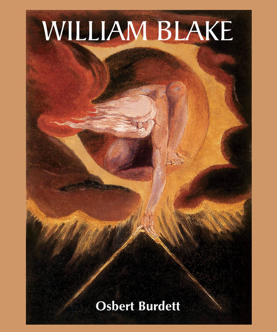 Osbert Burdett William Blake  цена и фото