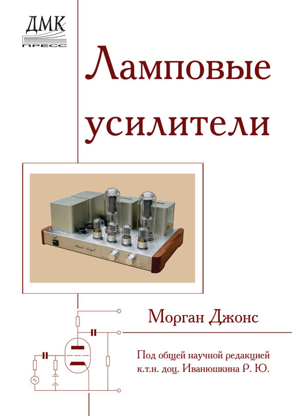 Морган Джонс Ламповые усилители
