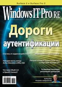 - Windows IT Pro/RE №11/2013