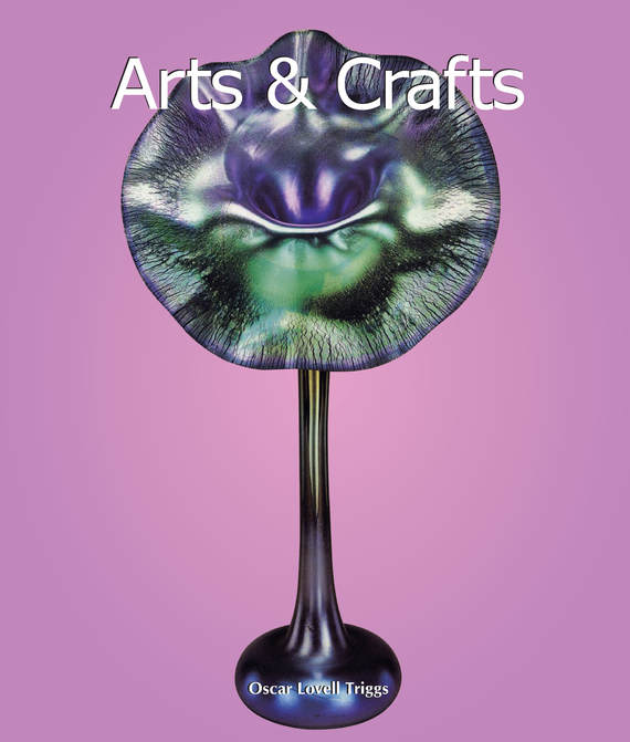 Oscar Lovell Triggs Arts & Crafts