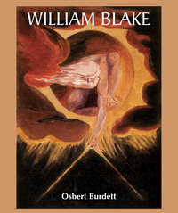Burdett, Osbert   - William Blake