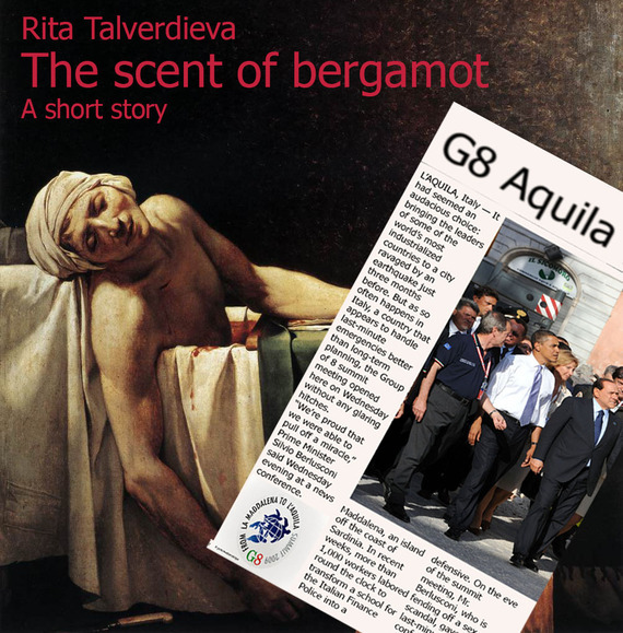 The scent of bergamot