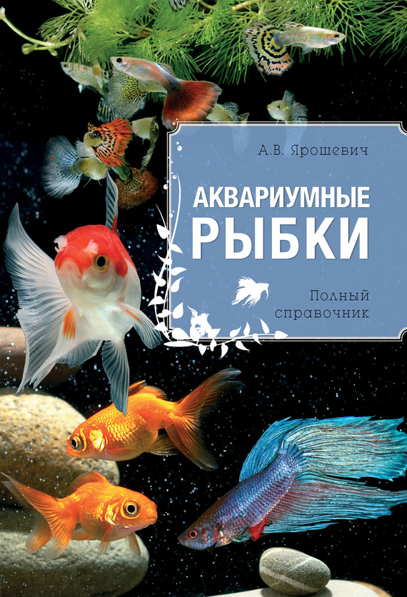Книга аквариумные рыбки скачать бесплатно