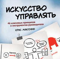 Макгофф, Крис  - Искусство управлять. 46 ключевых принципов и инструментов руководителя