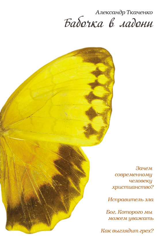 Александр Ткаченко Бабочка в ладони