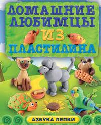 Багрянцева, Алена  - Домашние любимцы из пластилина
