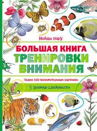 - Большая книга тренировки внимания