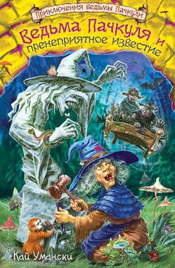 epub Ведьма Пачкуля и пренеприятное известие
