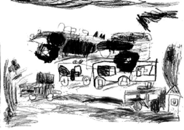 Тесты что рисует ребенок