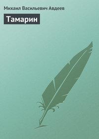 Авдеев, Михаил Васильевич  - Тамарин
