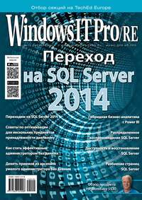 системы, Открытые  - Windows IT Pro/RE &#847010/2014