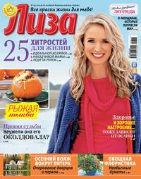 «Бурда», ИД  - Журнал «Лиза» №43/2014
