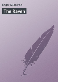 Poe, Edgar Allan  - The Raven
