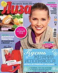 «Бурда», ИД  - Журнал «Лиза» №49/2014