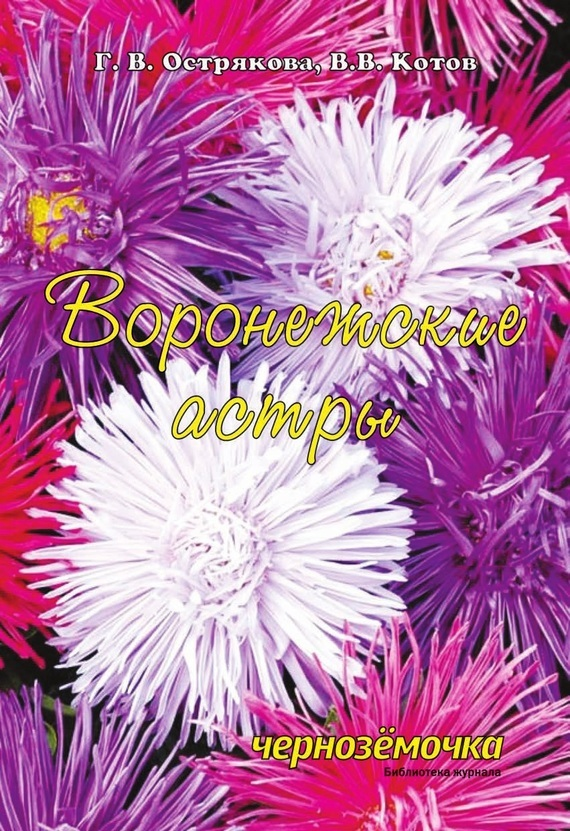 В. В. Котов Воронежские астры многолетнюю траву в воронежской области
