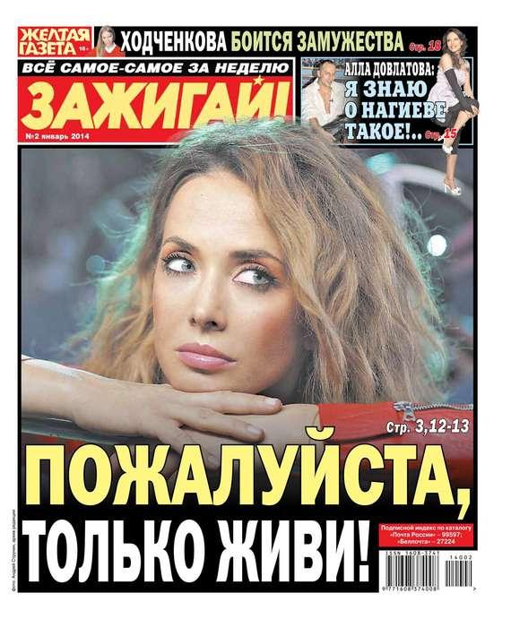 Желтая газета 02-2014
