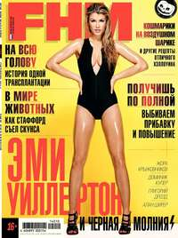 Magazine, Редакция журнала FHM For Him  - FHM (For Him Magazine) 10-2014