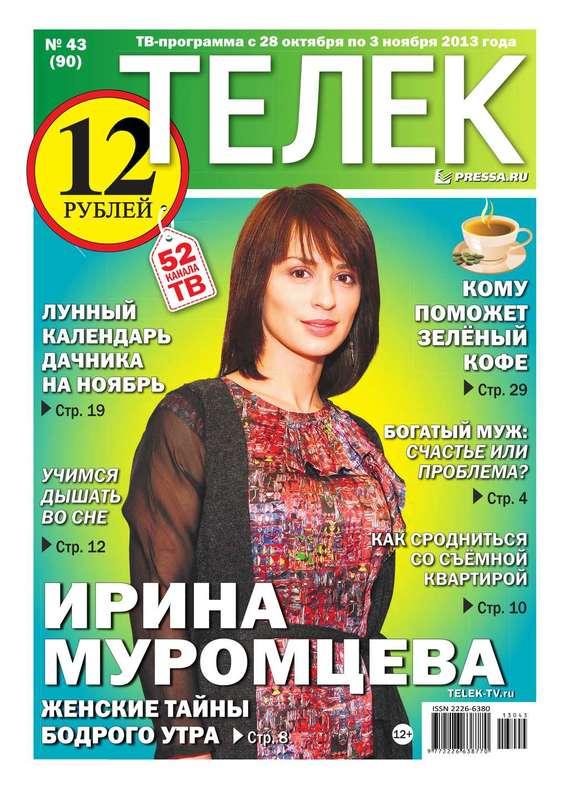 Редакция газеты ТЕЛЕК PRESSA.RU Телек 43-2013