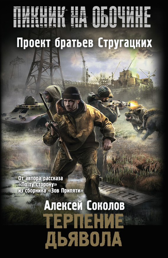Алексей Соколов - Терпение дьявола (fb2) скачать книгу бесплатно