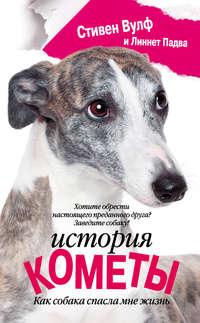 Вулф, Стивен  - История Кометы. Как собака спасла мне жизнь