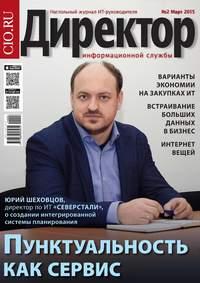 - Директор информационной службы №02/2015
