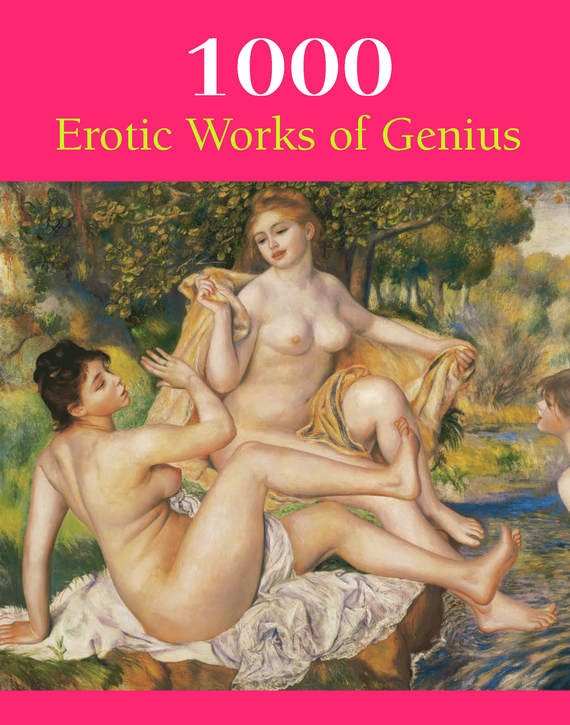 Victoria Charles 1000 Erotic Works of Genius купить