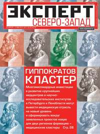 Северо-Запад, Редакция журнала Эксперт  - Эксперт Северо-Запад 17-18/2013