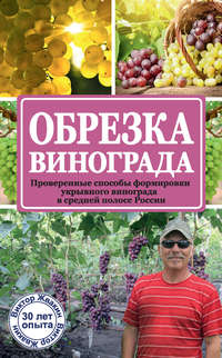 Жвакин, Виктор  - Обрезка винограда. Проверенные способы формировки укрывного винограда в средней полосе России