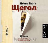 Тартт, Донна  - Щегол (части 4 и 5, окончание)