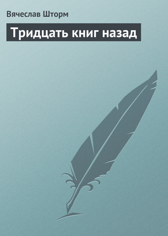 Вячеслав Шторм бесплатно
