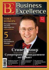 Отсутствует - Business Excellence (Деловое совершенство) &#8470 11 (173) 2012