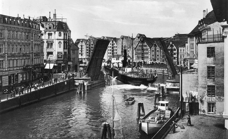 Кенигсберг. легенды семи мостов - истории кота ученого.