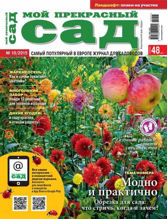 Мой прекрасный сад №10/2015