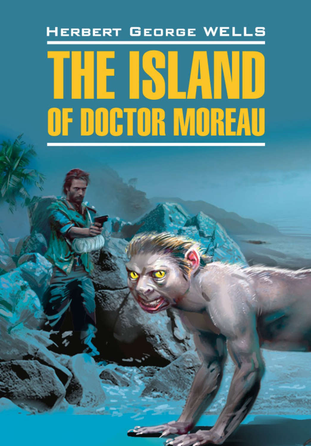 evolution and the island of doctor moreau This version of the island of dr moreau-starring burt lancaster and michael york-is a rousing adventure/horror film 13 october 2009 | by tavm - see all my reviews this is the second film adaption of h g wells' the island of dr moreau i've seen, the previous one being 1933's island of lost souls.