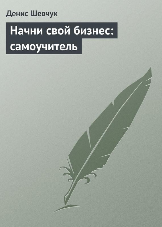 Денис Шевчук Начни свой бизнес: самоучитель