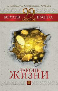 Парабеллум, Андрей  - 99 законов богатства и успеха