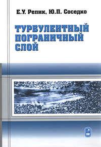 Репик, Евгений  - Турбулентный пограничный слой