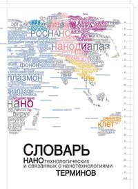- Словарь нанотехнологических и связанных с нанотехнологиями терминов
