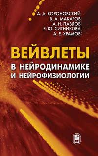 Короновский, Алексей  - Вейвлеты в нейродинамике и нейрофизиологии