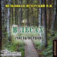 Мельников-Печерский, Павел Иванович  - В лесах (часть первая)