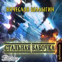 Шалыгин, Вячеслав  - Стальная бабочка