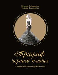 - Триумф черного платья. Создай свой неповторимый стиль