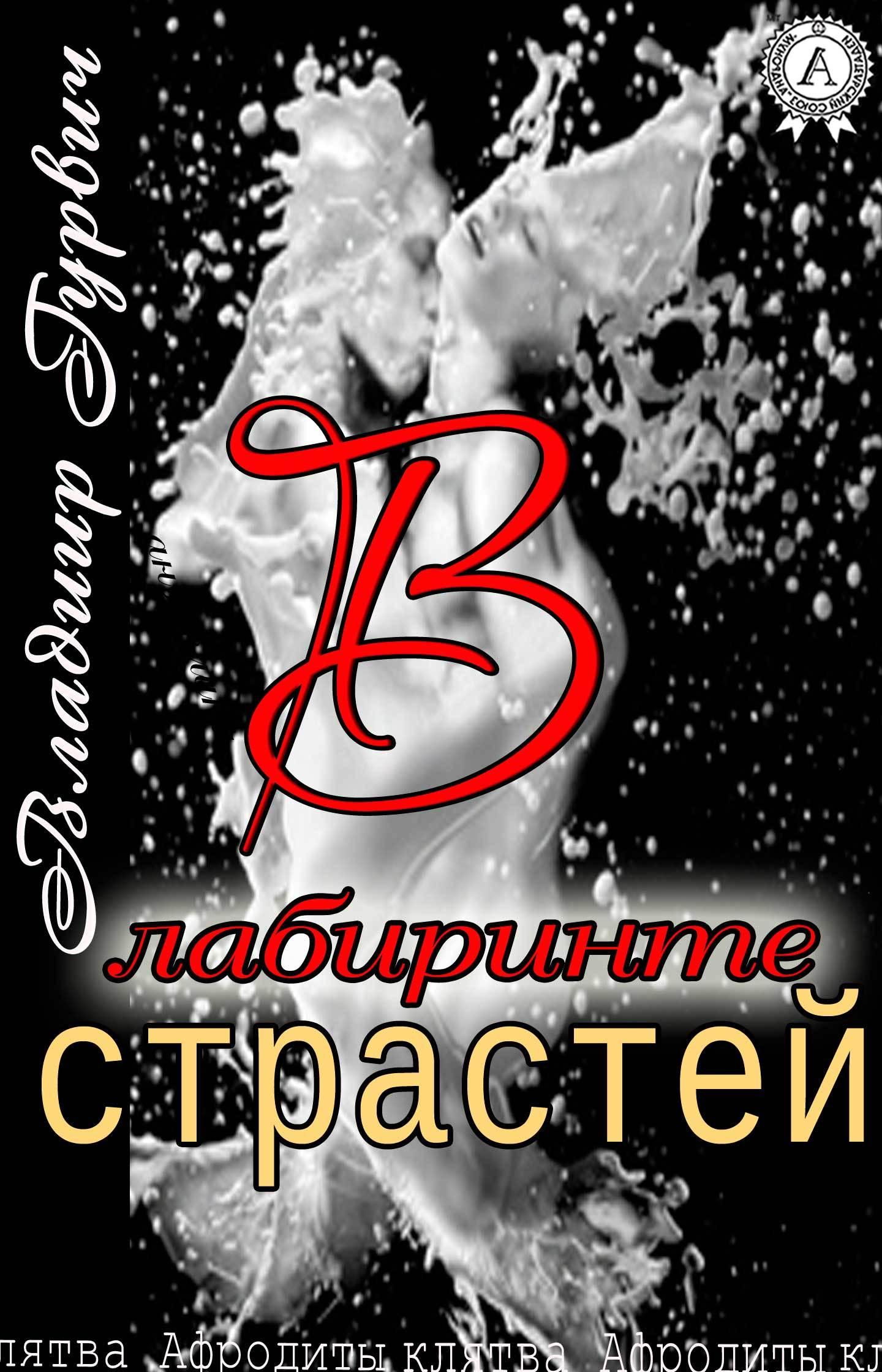 Скачать В лабиринте страстей бесплатно Владимир Гурвич