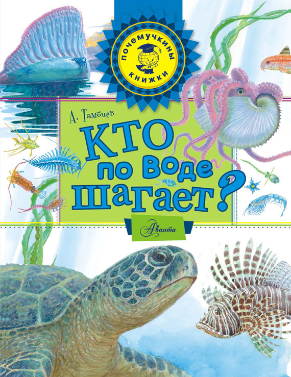 Александр Тамбиев Кто по воде шагает?