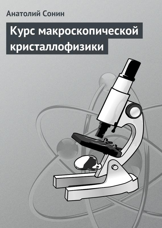 Анатолий Сонин Курс макроскопической кристаллофизики наталья щерба красота в симметрии