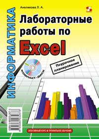Анеликова, Л. А.  - Лабораторные работы по Excel