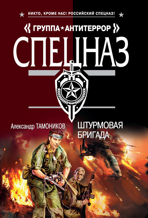 Александр Тамоников Штурмовая бригада александр тамоников карательный отряд