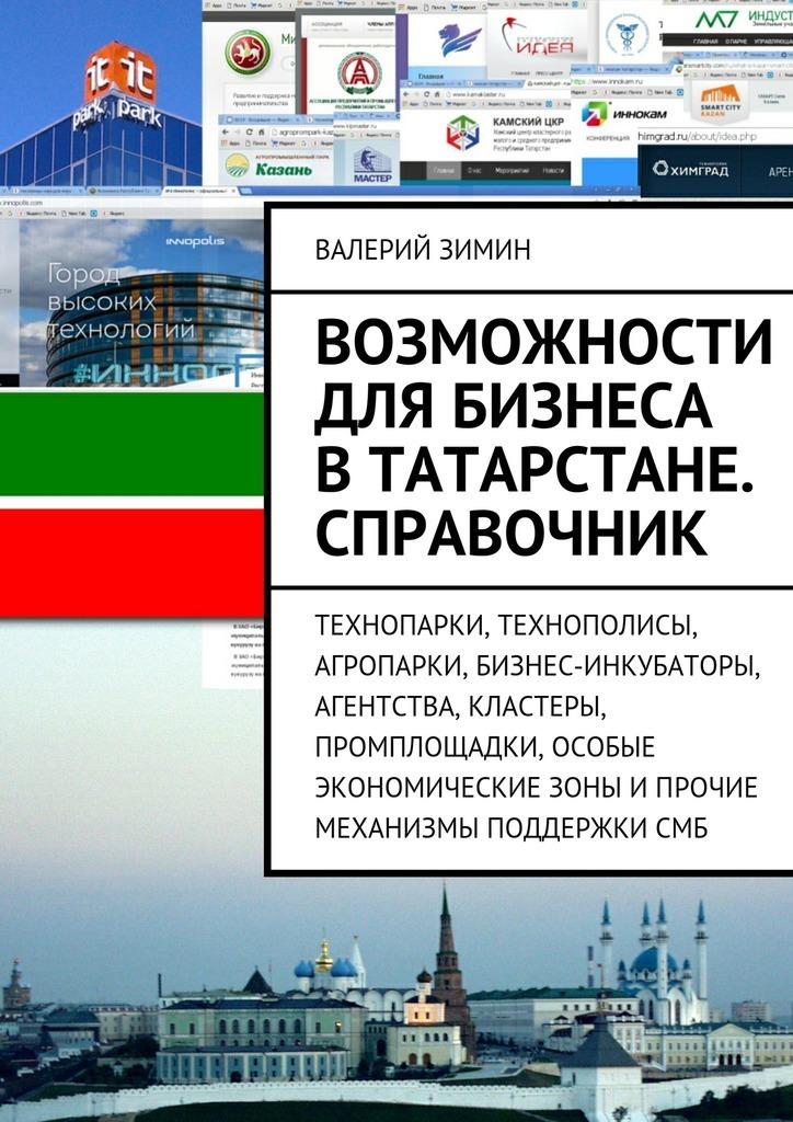 Валерий Зимин Возможности для бизнеса вТатарстане. Справочник